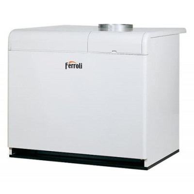 Чугунный напольный котел Ferroli PEGASUS F3 N187 2S