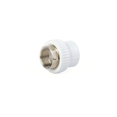 Муфта полипропиленовая комбинированная ВР (под ключ)