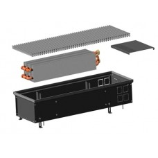 Внутрипольный конвектор Новатерм НТ-В-19/30/XXX (таблица цен внутри)