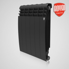 Биметаллический радиатор отопления Royal Thermo BiLiner 500 Noir Sable
