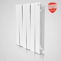 Биметаллический радиатор отопления Royal Thermo PianoForte 500 Bianco Traffico