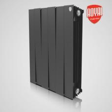 Биметаллический радиатор отопления Royal Thermo PianoForte 500 Noir Sable