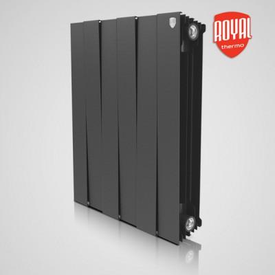 Радиатор отопления Royal Thermo PianoForte 500 Noir Sable