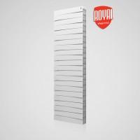 Биметаллический радиатор отопления Royal Thermo PianoForte Tower Bianco Trafficо(22)