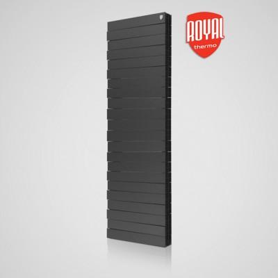Радиатор отопления Royal Thermo PianoForte Tower Noir Sable 22-секции