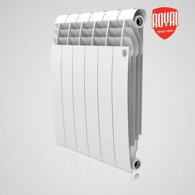 Радиатор отопления Royal Thermo Biliner Alum 500(цена указана за 1 секцию)