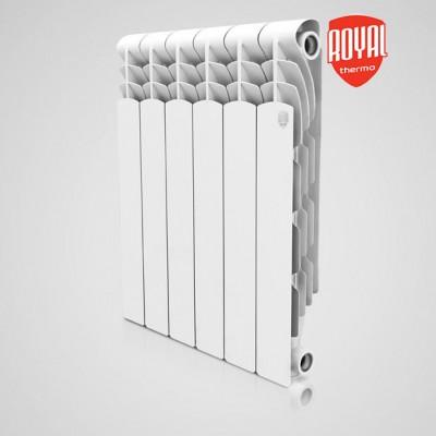 Радиатор отопления Royal Thermo Revolution 500(цена указана за 1 секцию)