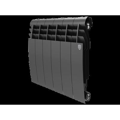 Биметаллический радиатор Royal Thermo BiLiner 350 Noir Sable (цена указано за 1 секцию)