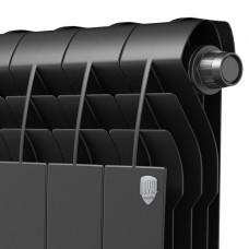 Биметаллический радиатор Royal Thermo Biliner 350 VD Noir Sable (4 секции)