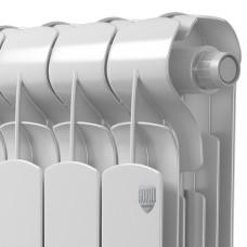 Биметаллический радиатор Royal Thermo Indigo Super 500 VR (4 секции)