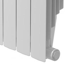 Биметаллический радиатор Royal Thermo Vittoria Super 500 VDR (4 секции)
