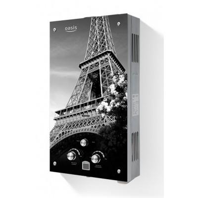 Купить Oasis Glass 20 EG с панелью Эйфелевая башня в Минске и Беларуси