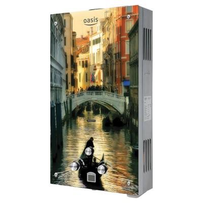 Купить Oasis Glass 20 TG с панелью Венеция с доставкой по всей Беларуси