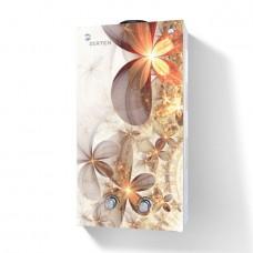 Zerten Glass B 20 кВт (панель с бежевыми цветами)